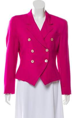 Christian Dior Structured Blazer
