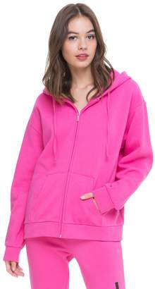 Juicy Couture Fleece Inked Heart Jacket