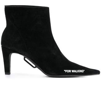 Off-White For Walking boots