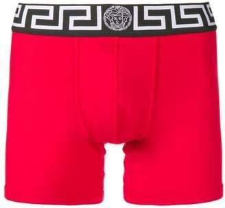 Versace logo band boxer briefs