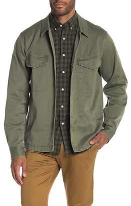 J.Crew J. Crew Military Shirt Jacket