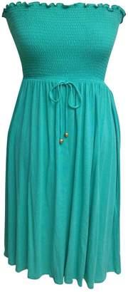 Heidi Klein Green Viscose Dresses