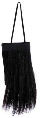 Helmut Lang 2017 Horsehair Pouch