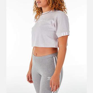 adidas Women's Coeeze Cropped T-Shirt