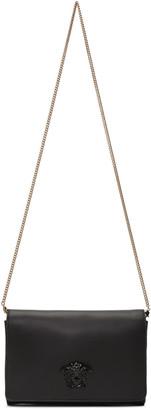 Versace Black Medusa Bag $995 thestylecure.com