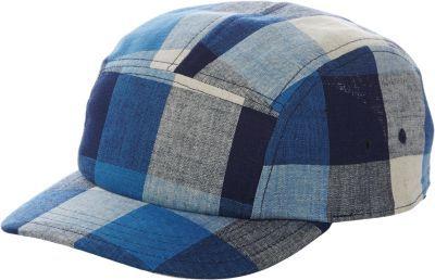 Rag and Bone Rag & Bone Check-Pattern Five-Panel Hat