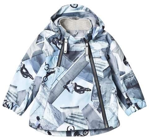 BMX Print Hopla Jacket