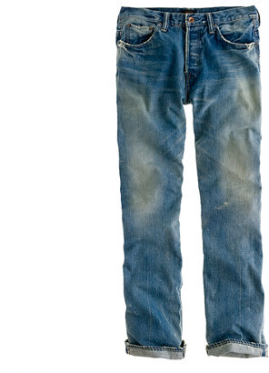 Chimala hand-finished selvedge jean