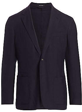 Ermenegildo Zegna Men's Love Cashmere & Silk Jacket