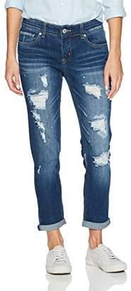 UNIONBAY Women's Junior's Vintage Margot Ankle Jean