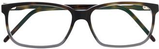 Reiz rectangular frame optical glasses