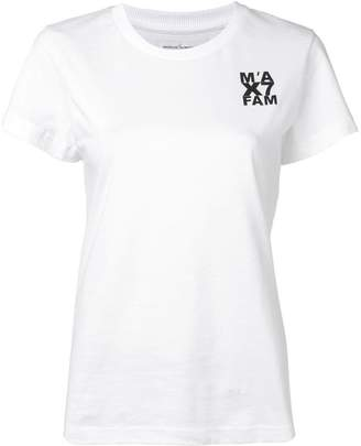 7 For All Mankind logo print T-shirt