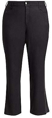 NYDJ NYDJ, Plus Size Women's Wide Leg Trousers