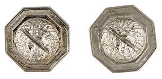 Versace Versace Medusa Clip-On Earrings
