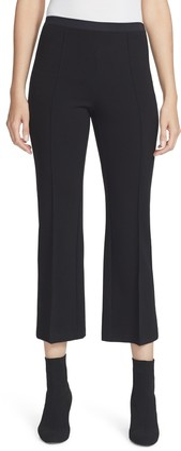 Lafayette 148 New York Houston Pull-On Punto Milano Crop Pants