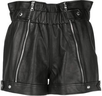 RtA zipped Louie shorts