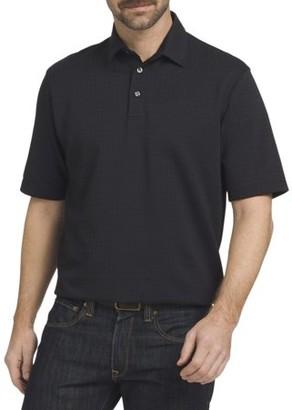 Arrow Men's Big And Tall Short Sleeve Hamilton Polo
