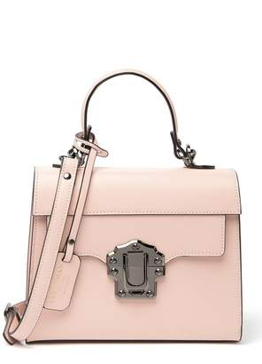 Persaman New York Luana Leather Top Handle Crossbody Bag