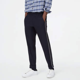 Club Monaco Piped Elastic Pant