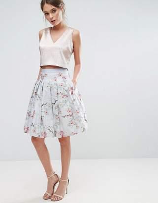 Ted Baker Tillye Skirt $280 thestylecure.com