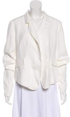 Urban Zen Long Sleeve Open Front Blazer w/ Tags