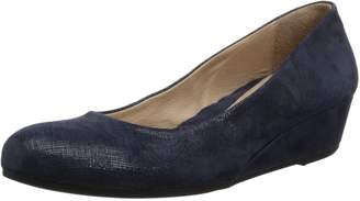 French Sole FS NY FS/NY Women's Gumdrop Wedge Pump