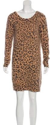 MICHAEL Michael Kors Angora-Blend Sweater Dress