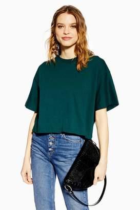 Topshop Petite Boxy Fit T-Shirt