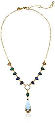 Carolee Pacific Gala Caged Stone Frontal Pearl Strand