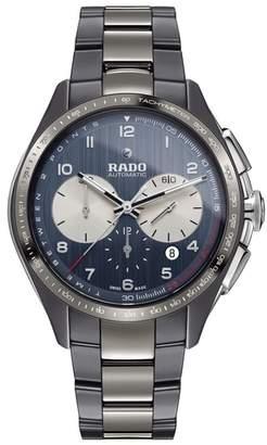 Rado HyperChrome Ceramic Automatic Chronograph Bracelet Watch, 45mm