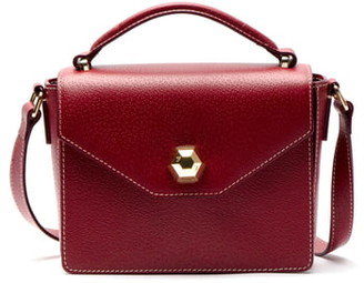 Frances Valentine Mini Midge Leather Satchel