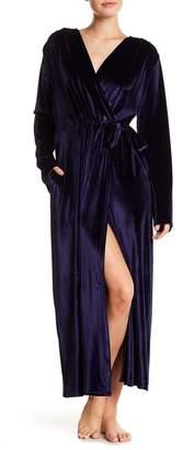 Shimera Velvet Maxi Robe