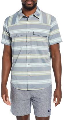 Patagonia Bandito Regular Fit Short Sleeve Sport Shirt