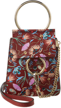 Chloé Faye Small Leather Backpack