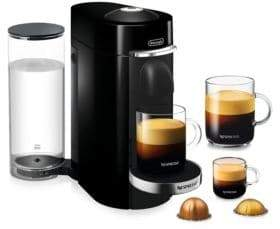 Nespresso Vertuo Plus Deluxe Coffee and Espresso Machine ENV155BCA