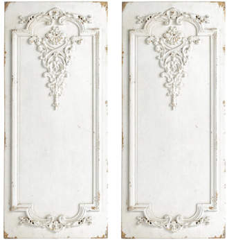 A&B Home Set Of 2 Prasoon Wall Panels