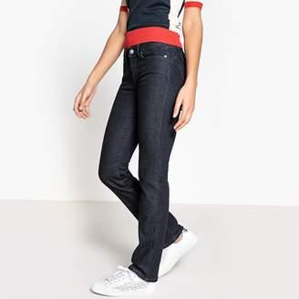 9e3827d7d122 La Redoute COLLECTIONS Push-Up Straight Leg Jeans