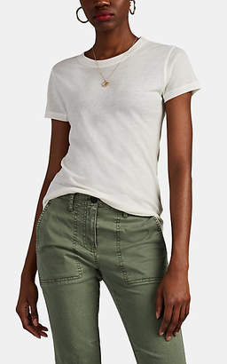 Barneys New York Women's Cashmere T-Shirt - White