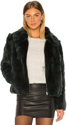 Heartloom Ryder Fur Jacket