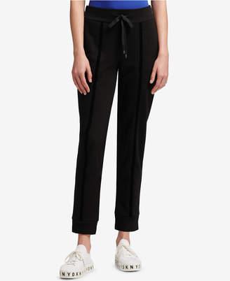 DKNY Pull-On Drawstring Pants