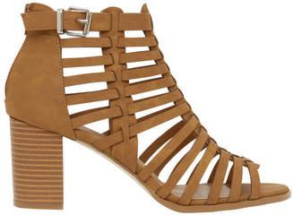 Miss Shop New Jade Tan Sandal