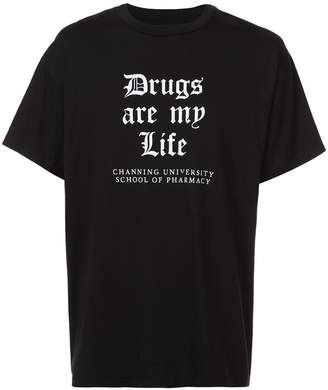 Amiri Drug Life T-shirt