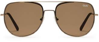Quay LIVING LARGE Mens Sunglasses in