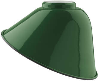 Rejuvenation Industrial Angled Dome Shade for Carson Fixtures