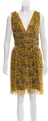 Etoile Isabel Marant Sleeveless Silk Dress w/ Tags