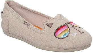 Skechers BOBS FROM  Bobs Womens Bobs Plush Closed Toe Slip-On Shoe
