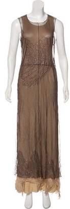 Rozae Nichols Embellished Evening Dress