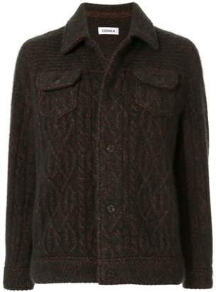 Coohem knitted cashmere blouson