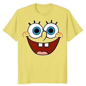Nickelodeon Spongebob SquarePants Large Smiling Face T-Shirt