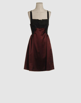 HUSSEIN CHALAYAN 3/4 length dress